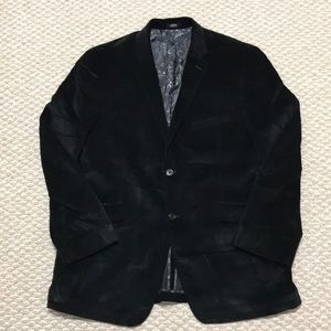 Adolfo Men's Jacket Size 44R Cole black